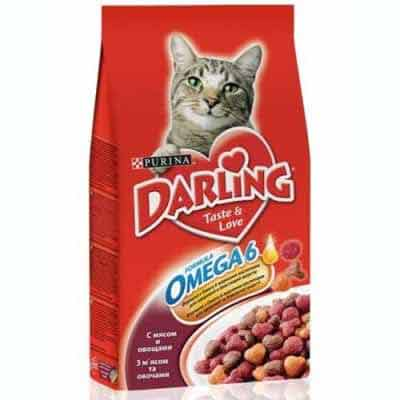 darling cat food