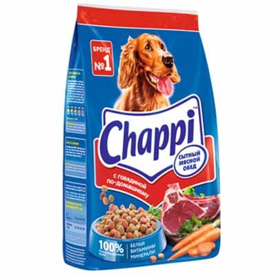 ჩაპი ძაღლის საკვები, ზოომაღაზია