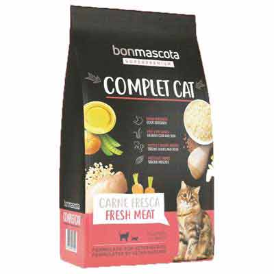 bonmascota cat food